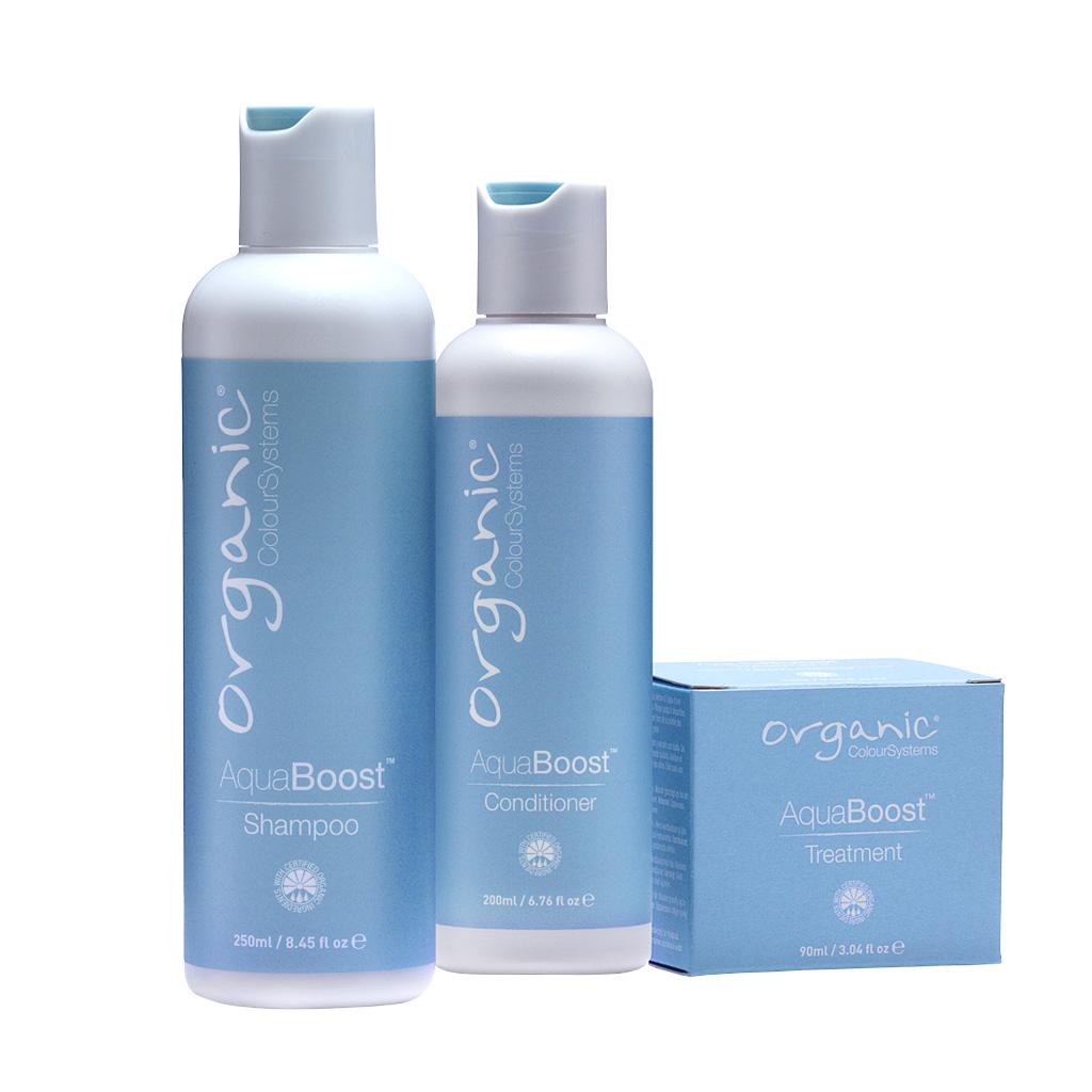 Organic Colour Systems Aqua Boost Starter Kit