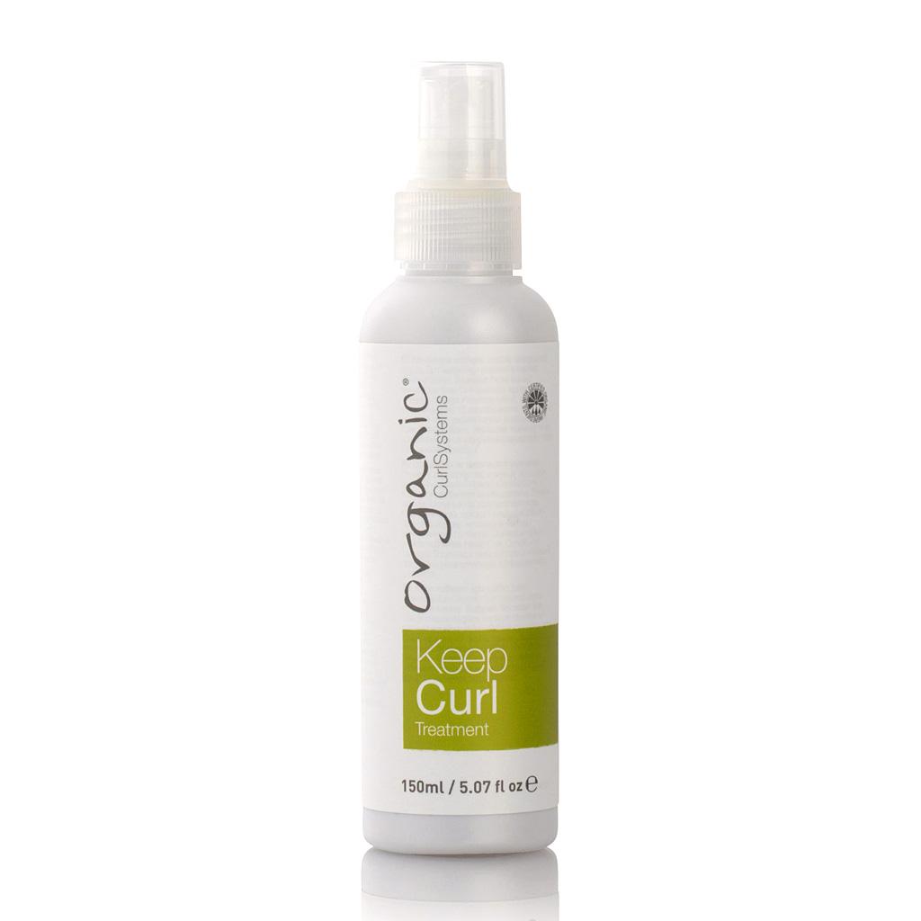 Organic Colour Systems Keep Curl Treatment