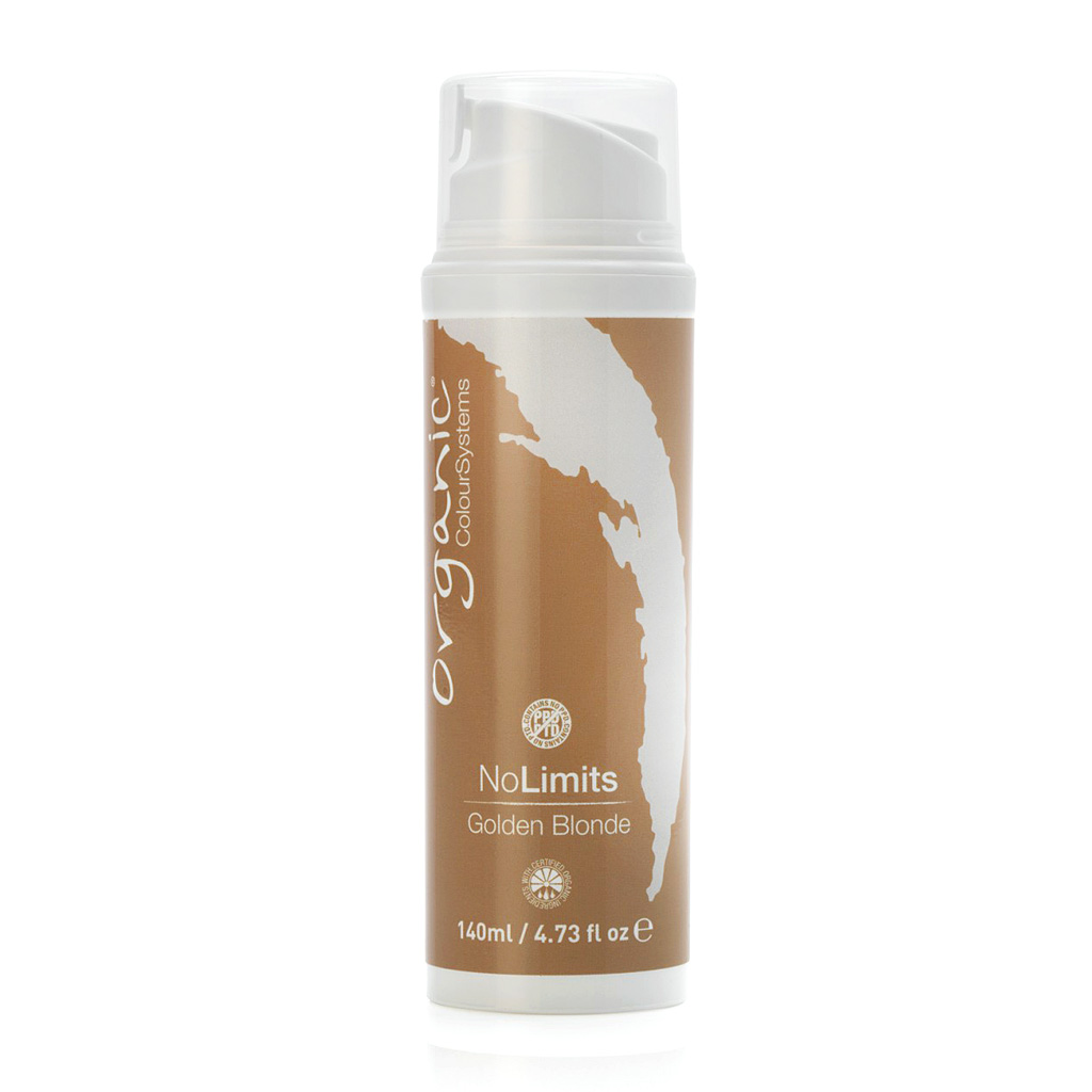 Organic Colour Systems No Limits Golden Blonde