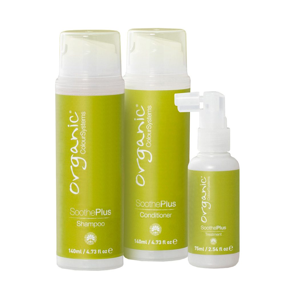 Organic Colour Systems Soothe Plus Kit