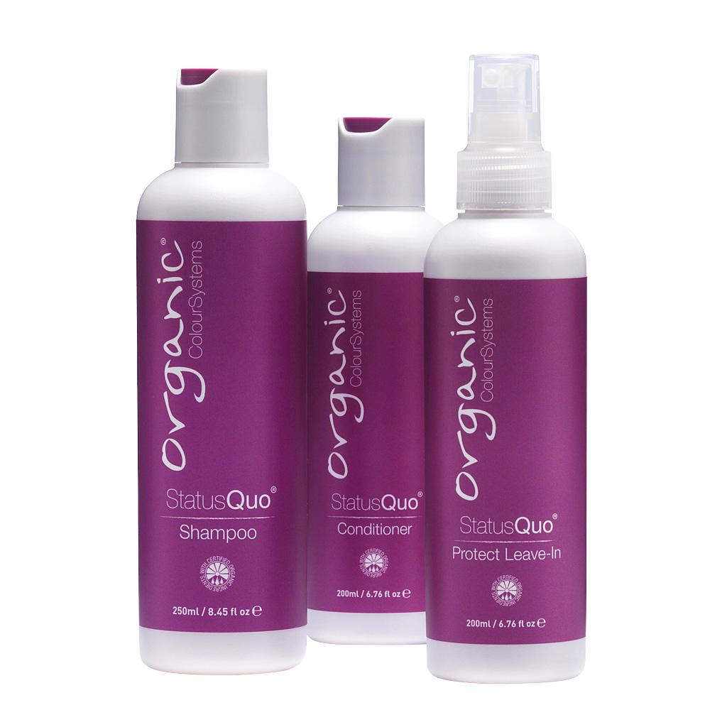 Organic Colour Systems Status Quo Starter Kit